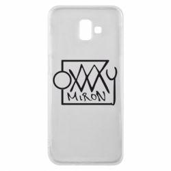 Чехол для Samsung J6 Plus 2018 OXXXY Miron