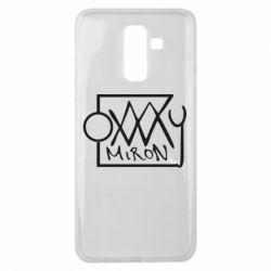 Чехол для Samsung J8 2018 OXXXY Miron