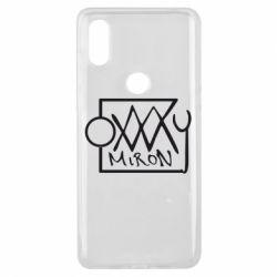 Чехол для Xiaomi Mi Mix 3 OXXXY Miron