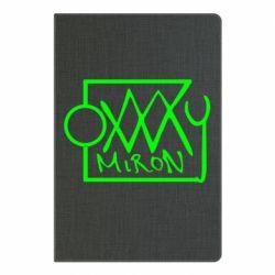 Блокнот А5 OXXXY Miron
