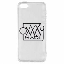 Чехол для iPhone5/5S/SE OXXXY Miron