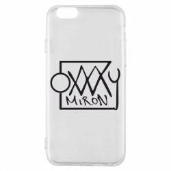 Чехол для iPhone 6/6S OXXXY Miron