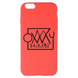 Чехол для iPhone 6 Plus/6S Plus OXXXY Miron