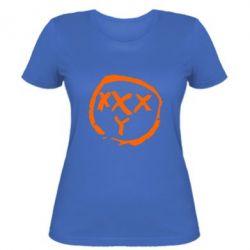 Женская футболка Oxxxy - FatLine
