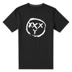 Мужская стрейчевая футболка Oxxxy - FatLine