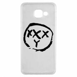 Чехол для Samsung A3 2016 Oxxxy