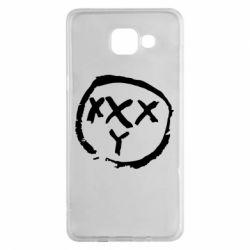 Чехол для Samsung A5 2016 Oxxxy