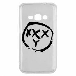 Чехол для Samsung J1 2016 Oxxxy