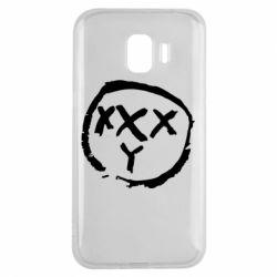 Чехол для Samsung J2 2018 Oxxxy