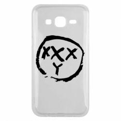 Чехол для Samsung J5 2015 Oxxxy