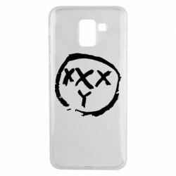 Чехол для Samsung J6 Oxxxy
