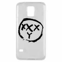Чехол для Samsung S5 Oxxxy