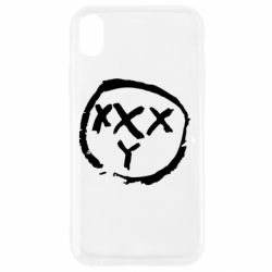 Чехол для iPhone XR Oxxxy