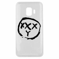 Чехол для Samsung J2 Core Oxxxy
