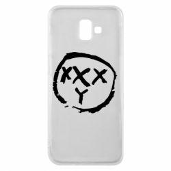 Чехол для Samsung J6 Plus 2018 Oxxxy