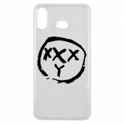 Чехол для Samsung A6s Oxxxy