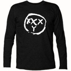 Футболка с длинным рукавом Oxxxy - FatLine