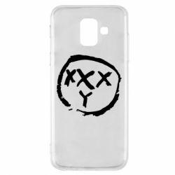 Чехол для Samsung A6 2018 Oxxxy
