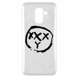 Чехол для Samsung A6+ 2018 Oxxxy