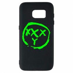 Чехол для Samsung S7 Oxxxy