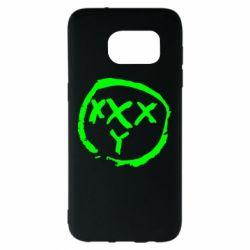 Чехол для Samsung S7 EDGE Oxxxy