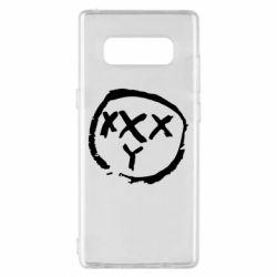 Чехол для Samsung Note 8 Oxxxy