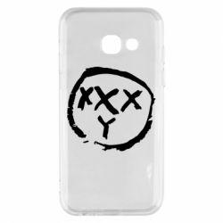 Чехол для Samsung A3 2017 Oxxxy