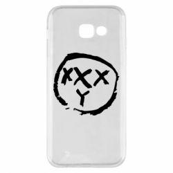 Чехол для Samsung A5 2017 Oxxxy