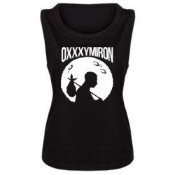 Женская майка Oxxxymiron Долгий путь домой - FatLine