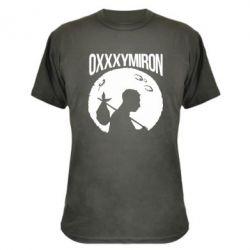 Камуфляжная футболка Oxxxymiron Долгий путь домой - FatLine