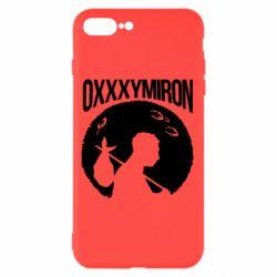 Чехол для iPhone 8 Plus Oxxxymiron Долгий путь домой