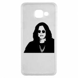 Чохол для Samsung A3 2016 Ozzy Osbourne особа