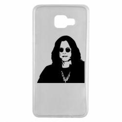 Чохол для Samsung A7 2016 Ozzy Osbourne особа