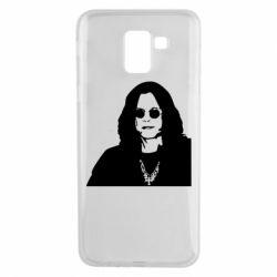 Чохол для Samsung J6 Ozzy Osbourne особа