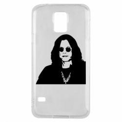 Чохол для Samsung S5 Ozzy Osbourne особа