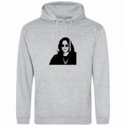 Толстовка Ozzy Osbourne face - FatLine