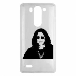 Чохол для LG G3 Mini/G3s Ozzy Osbourne особа - FatLine