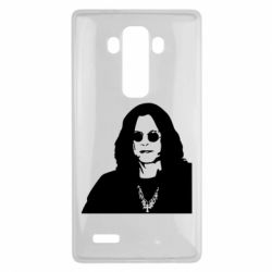 Чохол для LG G4 Ozzy Osbourne особа - FatLine