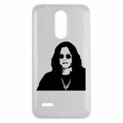 Чохол для LG K7 2017 Ozzy Osbourne особа - FatLine