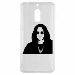 Чохол для Nokia 6 Ozzy Osbourne особа - FatLine