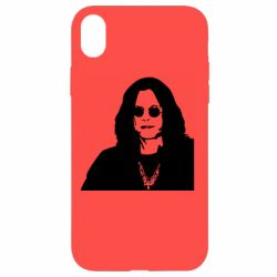 Чохол для iPhone XR Ozzy Osbourne особа - FatLine