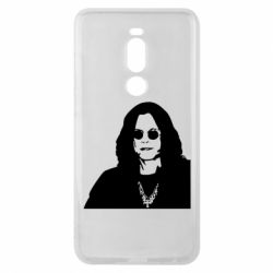 Чохол для Meizu Note 8 Ozzy Osbourne особа - FatLine