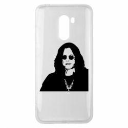 Чохол для Xiaomi Pocophone F1 Ozzy Osbourne особа - FatLine