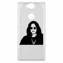 Чохол для Sony Xperia XA2 Plus Ozzy Osbourne особа - FatLine