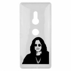 Чохол для Sony Xperia XZ2 Ozzy Osbourne особа - FatLine