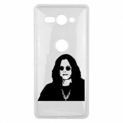 Чохол для Sony Xperia XZ2 Compact Ozzy Osbourne особа - FatLine