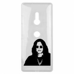Чохол для Sony Xperia XZ3 Ozzy Osbourne особа - FatLine
