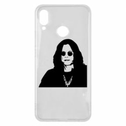 Чохол для Huawei P Smart Plus Ozzy Osbourne особа - FatLine