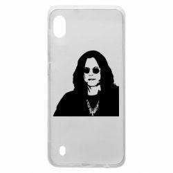 Чохол для Samsung A10 Ozzy Osbourne особа