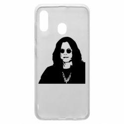 Чохол для Samsung A20 Ozzy Osbourne особа